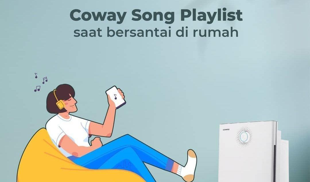 Berikut beberapa lagu dari Mincow playlist untuk membuatmu lebih rileks dan santai saat berada di ru...