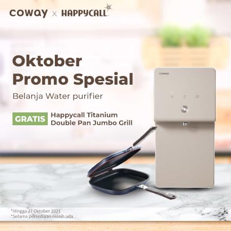 Promo Happy Call Coway Jakarta