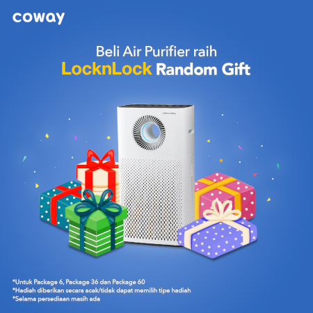 Promo Random Gift Coway Jakarta