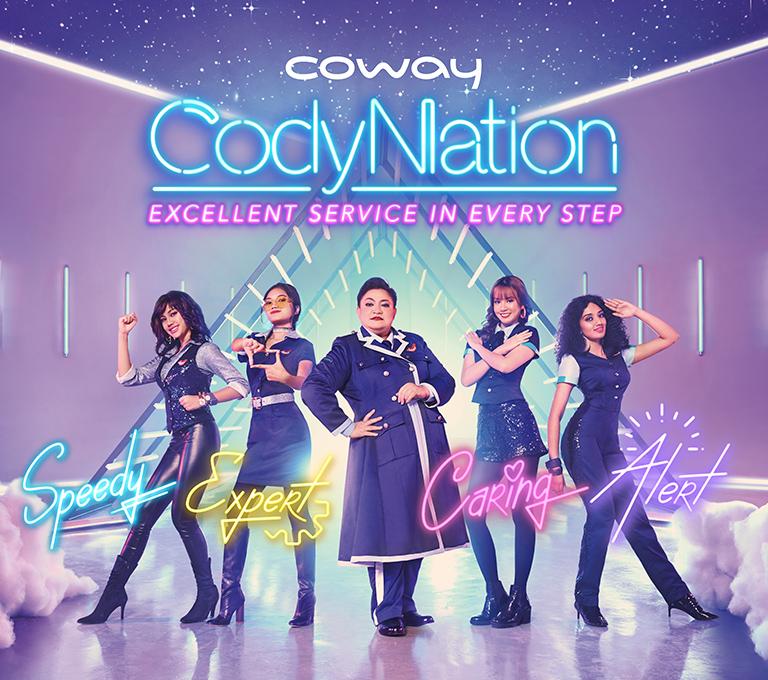 Coway Jakarta Cody Mobile