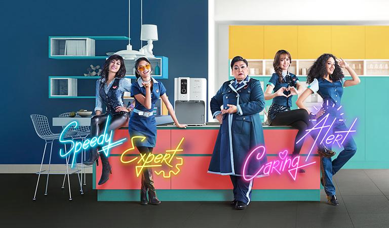 Coway Jakarta Services